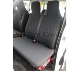 VW Transporter T6 Van Seat Covers - YARO