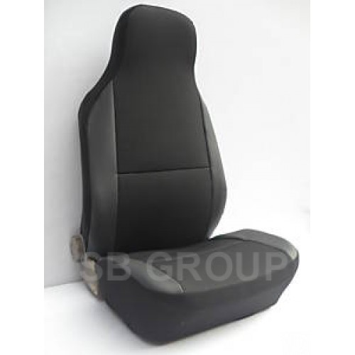 Bmw Z3 Seat Covers: VW Caddy Van Seat Covers In Anthracite With Leatherette