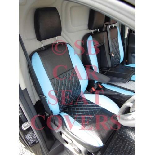 Ford Transit Custom Van Seat Covers