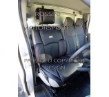 Renault Trafic (up to 2014) Van Seat Cover - Rossini YS 01