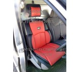 Renault Master (2010 Onwards) Van Seat Cover - Rossini YS 06