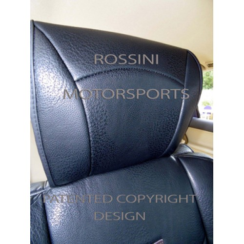 YMDX 06 ROSSINI BLACK SEAT COVER SINGLE TO FIT A CITROEN DISPATCH VAN,2016