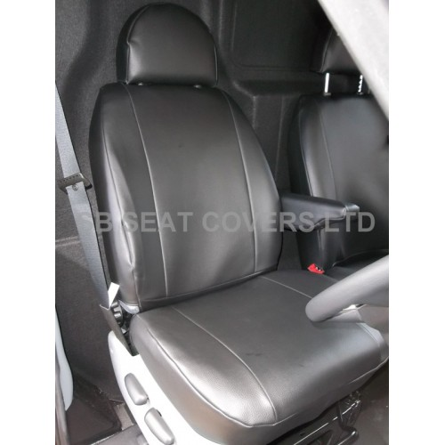 Ford Transit Van 2006 - 2012 Seat Covers - Made To Measure ...