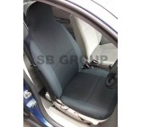 VW Caddy Van Seat Covers - Yaro 2 Fronts