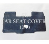 Fiat Ducato Van, 2008 onwards, Black Checkered Rubber Mat