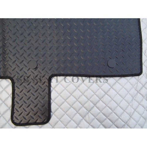 Vauxhall vivaro 2014 onwards van floor mat custom fit 1 for 1 piece floor mats