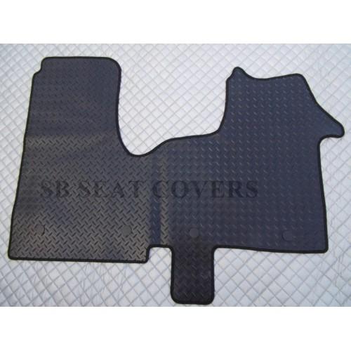 Vauxhall vivaro 2014 onwards van floor mat custom fit 1 for 1 piece floor mats