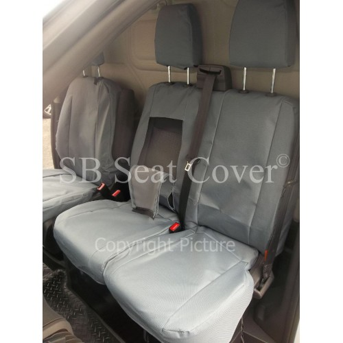 Mercedes Sprinter 2006 Onwards Van Seat Covers Made To