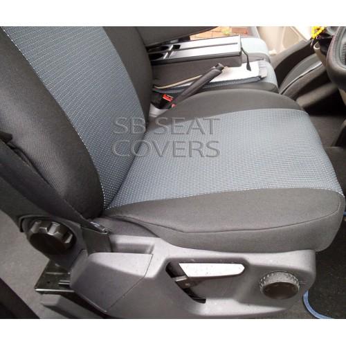 Ford Transit Van Custom Seat Covers