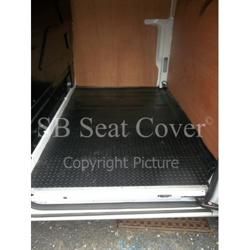 6be6214e55 Ford Transit Custom SWB Van - Custom Fit Boot Liner- Premium Rubber