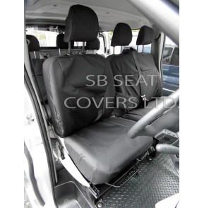 Vauxhall Vivaro Crew Cab Old Shape Up To 2014 Van Seat