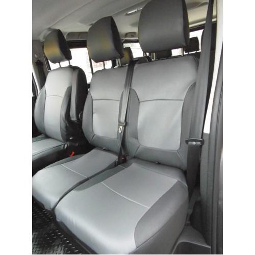 Renault Trafic 9 Seater New Shape Mini Bus 2016 Seat